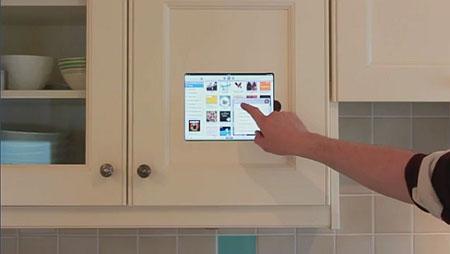iPad Cabinet