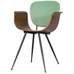 Italian Bent Wood Contemporary Chair by Real Dorica