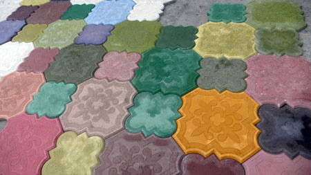 Flaster Tiles