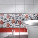 Beautiful Jabot Floral Pattern Tiles from Ceramica D'Imola