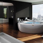 Jacuzzi Nova Whirlpool Baths Collection : A Perfect Form Of Design