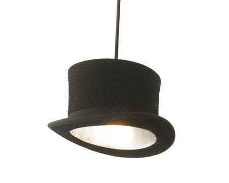 Jeeves and Wooster Pendant Light