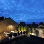 Kempart Loft By Dethier Architectures Maximizes Space