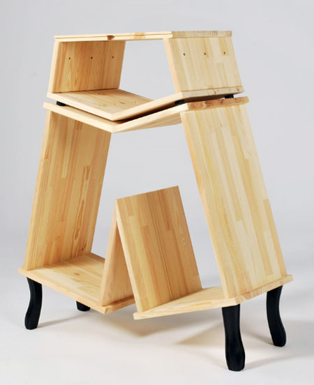 Kenyon Yeh Book Cases