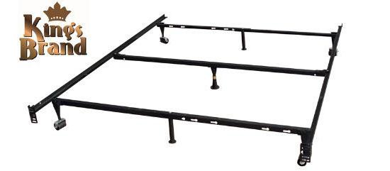Kings Brand Heavy Duty Bed Frame