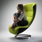 Klaeber Lounge Chair: Sit In Whatever Position You Like