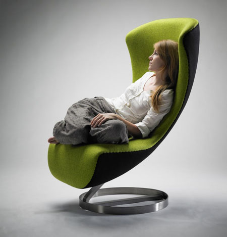 Klaeber Lounge Chair