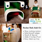 The Klinko Kids 3-in-1 Little Frog is The Perfect Furniture For Your Active Tots