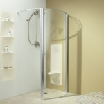 Cyan Walk-In Shower from Kohler (Handicap Bathroom)