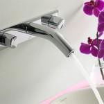 Kohler Oblo Wall-Mounted Bathroom Faucet