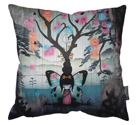 Kokucho Art Cushion