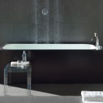 Contemporary Geo Box Bathtub from KOS