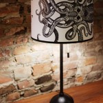 Create An Exotic Yet Stylish Ambiance To Your Room With The Kraken Desk Lamp