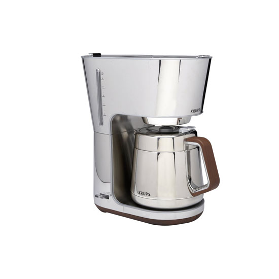 Krups KT600 Silver Art Collection Coffee Maker