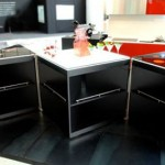 KUBE Future Modular Kitchen from Innova Designers