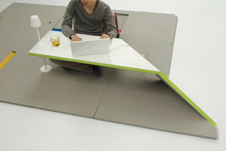 ... Mat Set Furniture Design Allowing Them To Have Their Activities Like  Watching TV, Studying, Lounging, Or Reading A Book Possible In One Place.