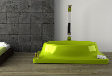 The Landscpe Bathtub