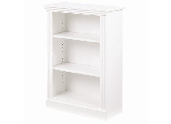 Lang Furniture LTL-MAD-BS2836 Madison Three Shelf Book Shelf