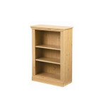 Say Goodbye To Clutters With Lang Furniture LTL-MAD-BS2836 Madison Three Shelf Book Shelf