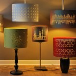 Lasercut Lampshades: Stylish And Eye-catching
