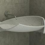 Lavabo: Elegant Lavatory Design By Andrea Andretta