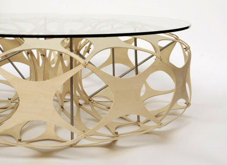 lazerian mensa coffee table