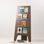 Leaf Magazine Rack: Holds Your Magazine With Elegance