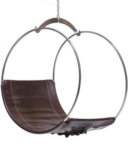 Leather Swing From Egg Designs
