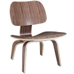 Get A LexMod Fathom Plywood Lounge Chair To Enjoy A Stylish And Elegant Chair