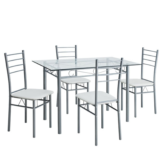 LexMod Urban Dining Set