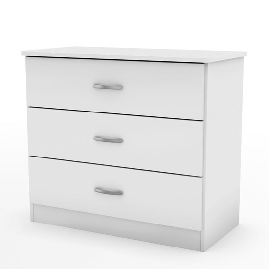 Libra 3 Drawer Chest
