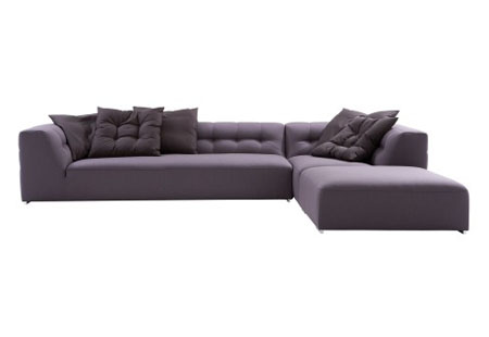 ligne roset sofa graffiti street city. Black Bedroom Furniture Sets. Home Design Ideas