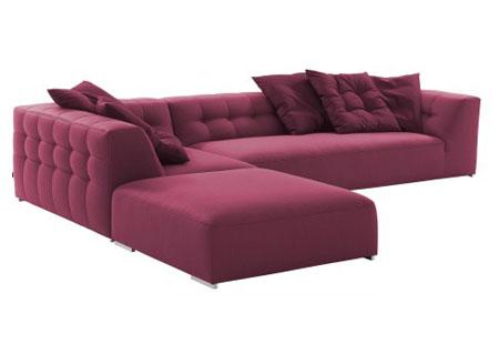 ligne roset elegant malhoun sofa by didier gomez modern. Black Bedroom Furniture Sets. Home Design Ideas
