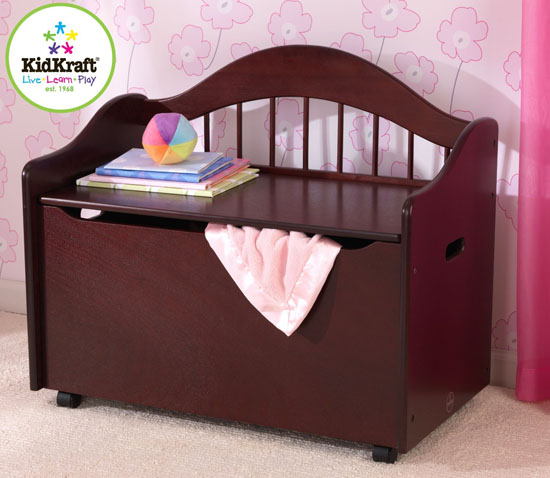 Have A Kidkraft Limited Edition Toy Box At Home And Keep
