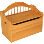 Have A KidKraft Limited Edition Toy Box At Home And Keep Your Place Clutter Free