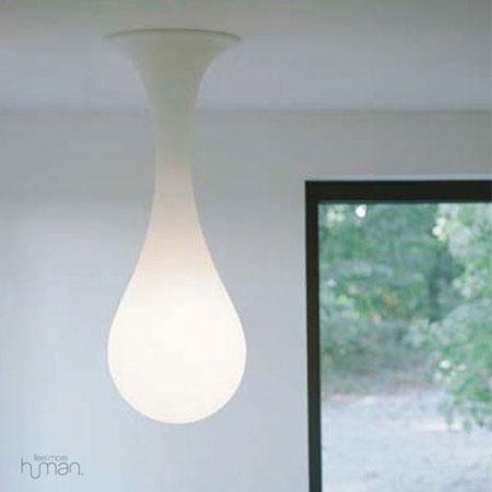 Liquid Light Drop A Relaxing Ceiling Lamp By Fonda La Shay Design Modern H