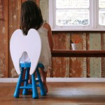 Make Your Baby An Angel With The Little Angel Stool