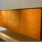 Luminous Cork, For A Stylish Cabinet That Will Bring And Artistic Look To Your Home