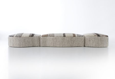 Mangas Stool Bench