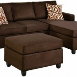 Arrange Your Sofa More Often As You Want With Bobkona Manhattan Reversible Sectional