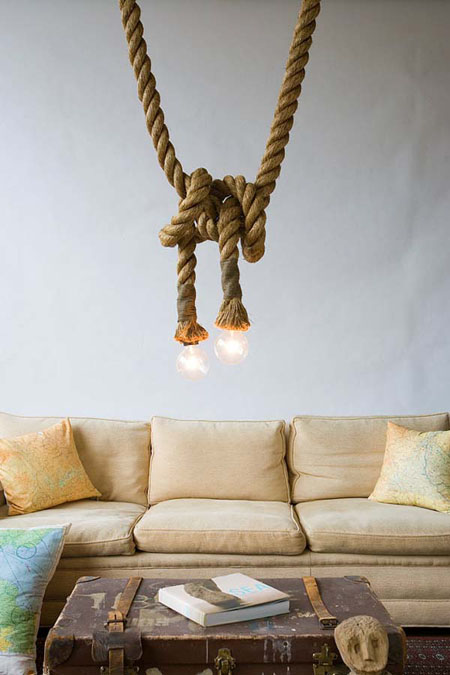 Manila Rope Light