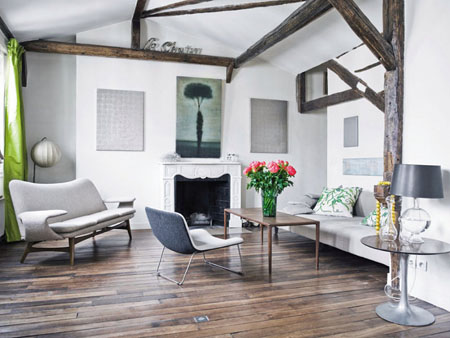 Martin Grant S Paris Home Shows That Classic And