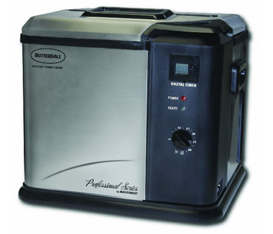 Masterbuilt Butterball Professional Indoor Electric Turkey Fryer