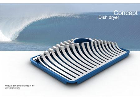 Matias Conti Dish Dryer Concept
