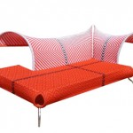 Meridienne: A Sofa With Inviting Curves
