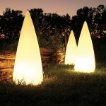 Enjoying A Warm And Bright Landscape At Night Is Easy With Mia Serata Outdoor Mood Light By Twist Lighting
