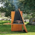 Mikadofocus: Your Cool And Stylish Wooden BB-Q Grill