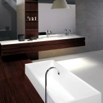 The Kubik – Contemporary Bahtroom Idea from Milldue