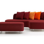 Minima Corner Sofa: Minimalistic And Stylish