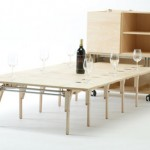 Mobile Dining By Nabuhiro Teshima